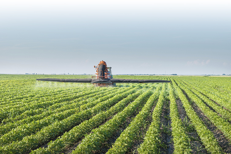 Grassoline organic fish fertilizer can be used in large scale farming